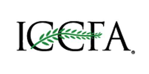 International Cemetery, Cremation & Funeral Association logo.